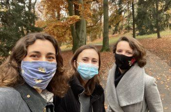 Meeting v době pandemie